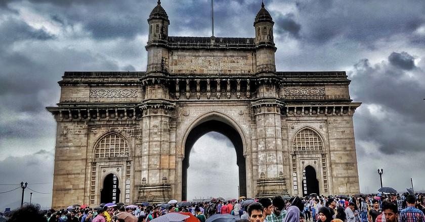 The Gateway of India, Mumbai | © Amit mukherjee/WikiCommons