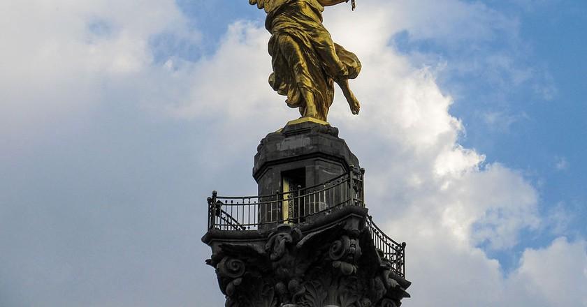 Ángel de la Independencia | © Marco Correa / WikiCommons