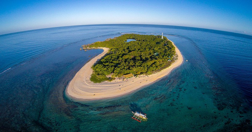 Apo Island of Apo Reef Natural Park