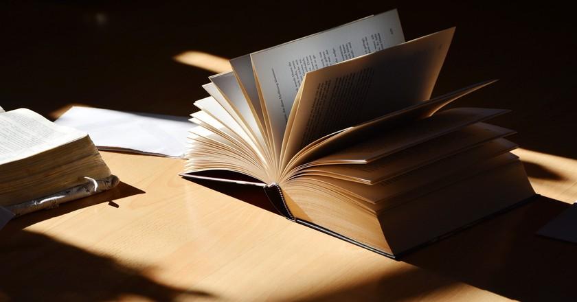 Open book   © congerdesign / Pixabay
