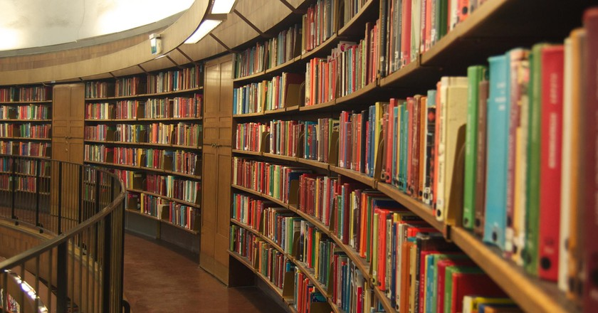Stockholm is a city which adores books | © Emma Ramoy/Flickr.