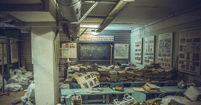 Abandoned Soviet bunker   © 547877 / Pixabay
