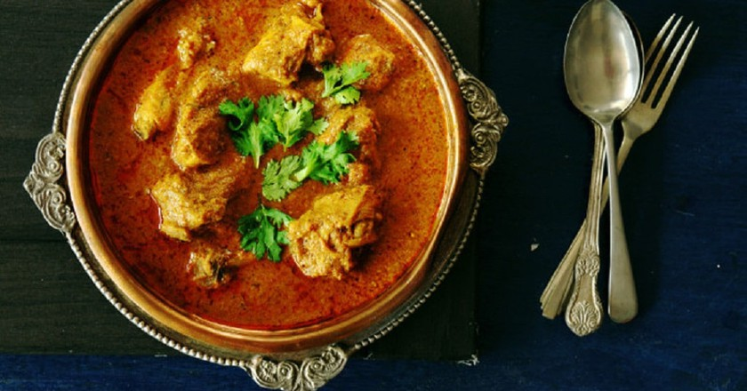 Butter Chicken | © Peppergarlickitchen / WikiCommons