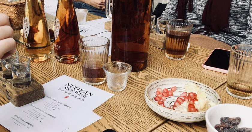Nuoyan Rice Wine, Beijing | Courtesy of Culture Yard