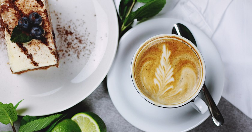 Coffee and cake | © Pixabay