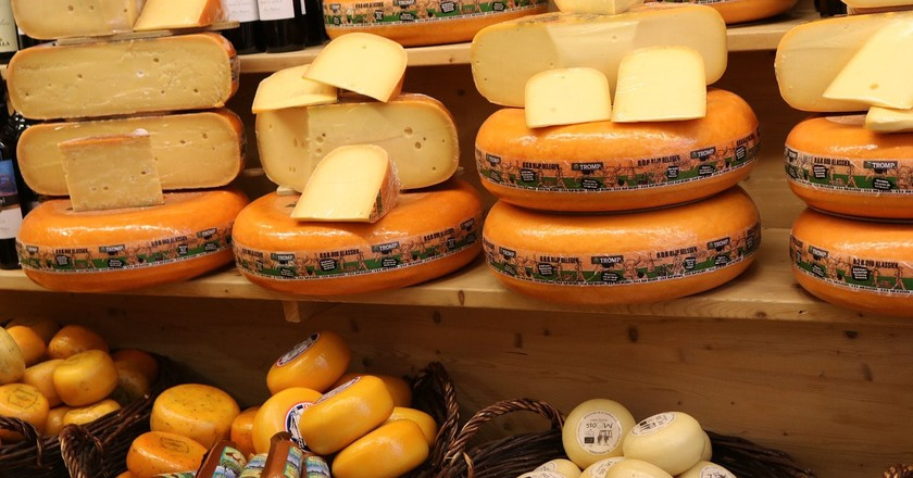 Cheese | © foto-augenblick / Pixabay