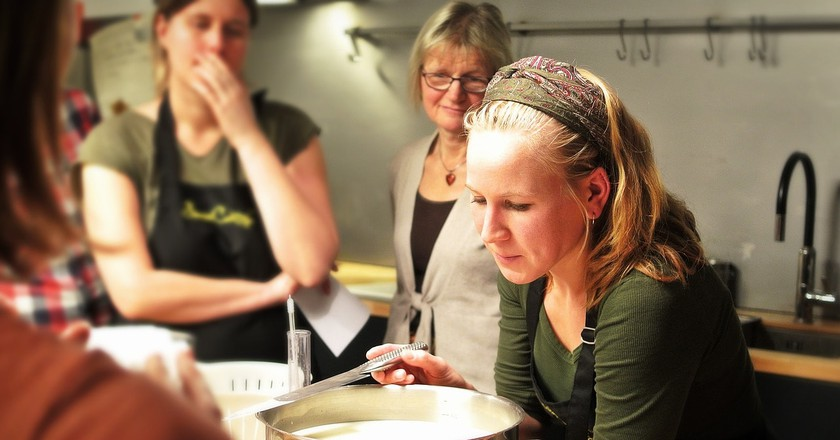 Learning to cook in Berlin with fun and specialised courses | © hfossmark/Pixabay