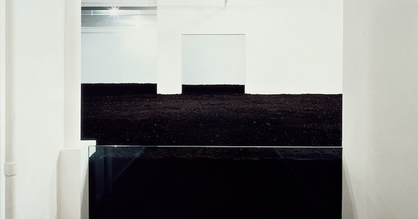 Walter De Maria, 'The New York Earth Room,' 1977 | © The Estate of Walter De Maria. Photo: John Cliett