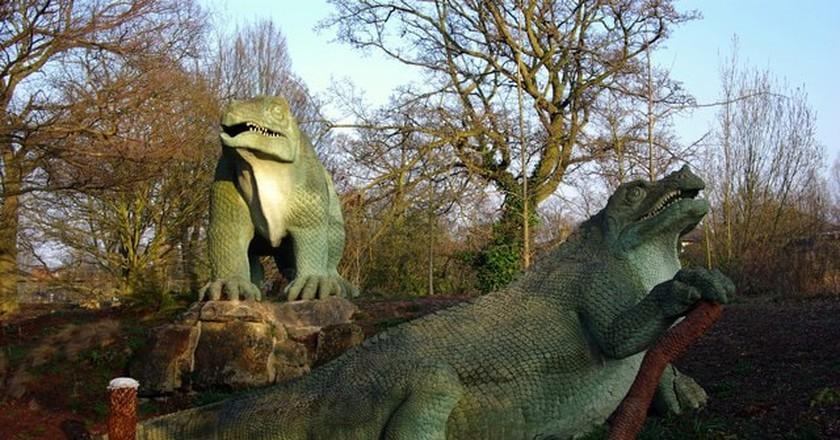 Crystal Palace Park | © Geograph