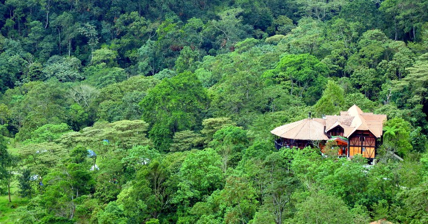 Chicaque Park   © Chris Bell / The Culture Trip