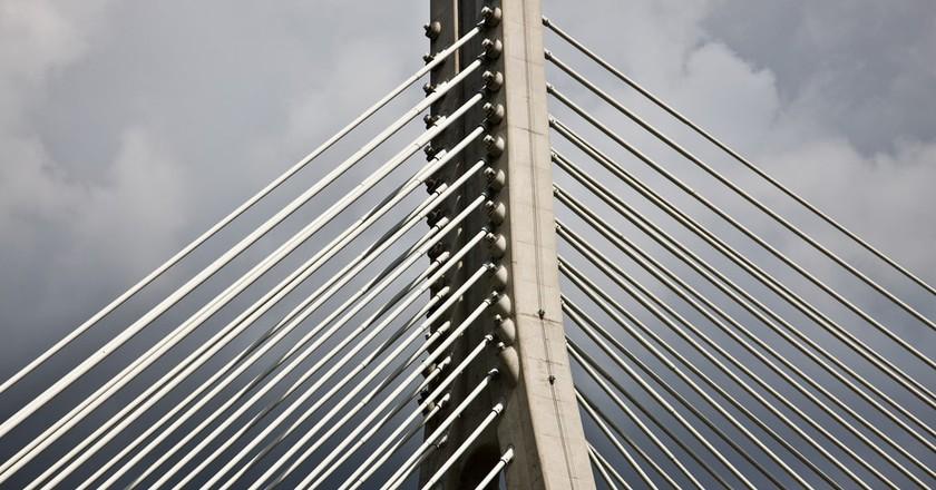 Dundrum Luas Bridge | © William Murphy/ Flickr