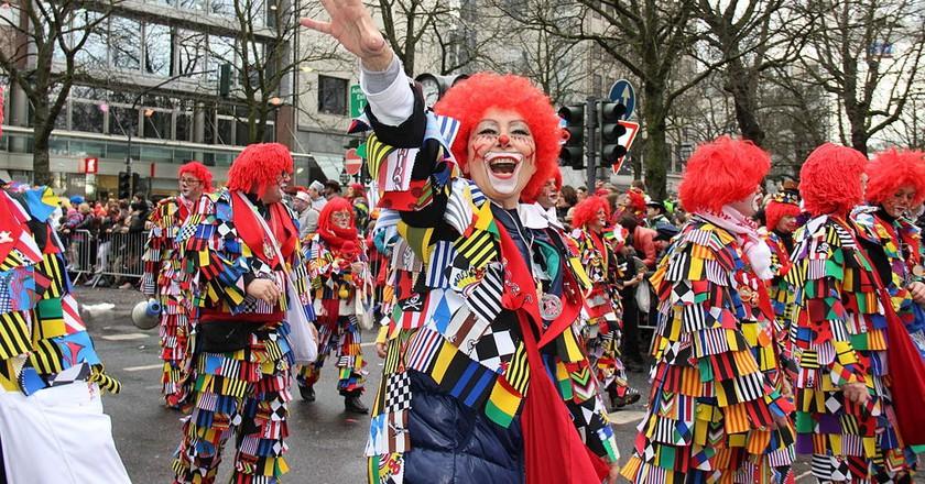 Düsseldorf Karneval | © Citanova Düsseldorf / Wikicommons
