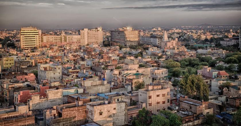 Indore skyline   © John Hoey/Flickr