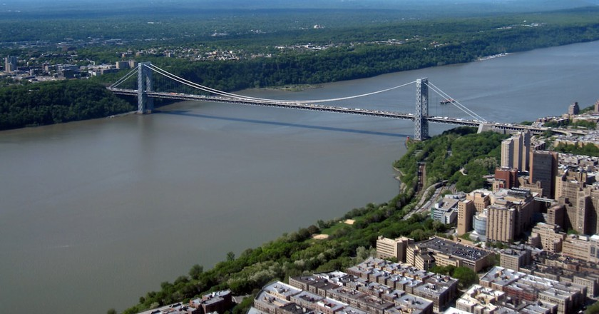 George Washington Bridge | © Gryffindor / WikiCommons