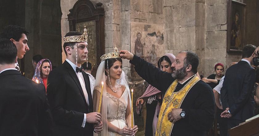 Church Ceremony | © Fabrice M / WikiCommons