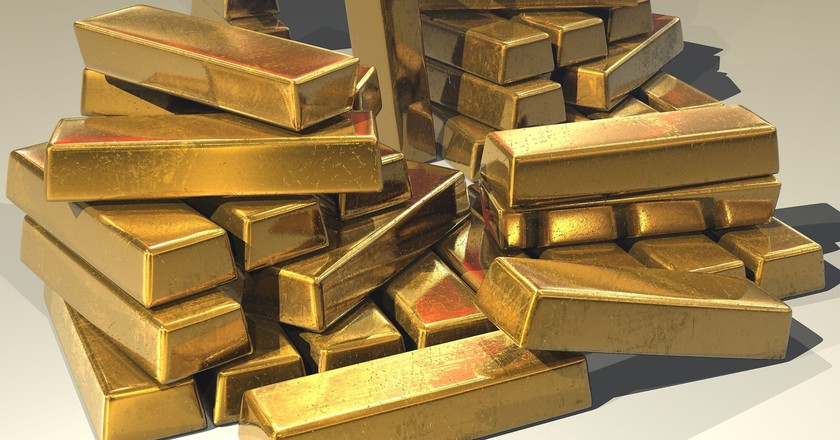 Gold bars | © Stevebidmead / Pixabay
