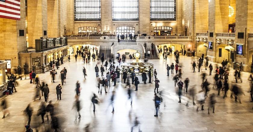 Grand Central Terminal | © Free-Photos / Pixabay