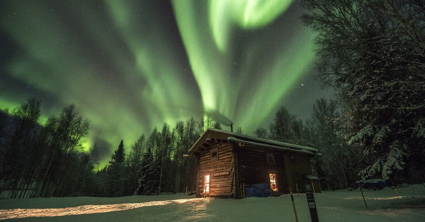 Northern lights | © NPS / Good Free Photos