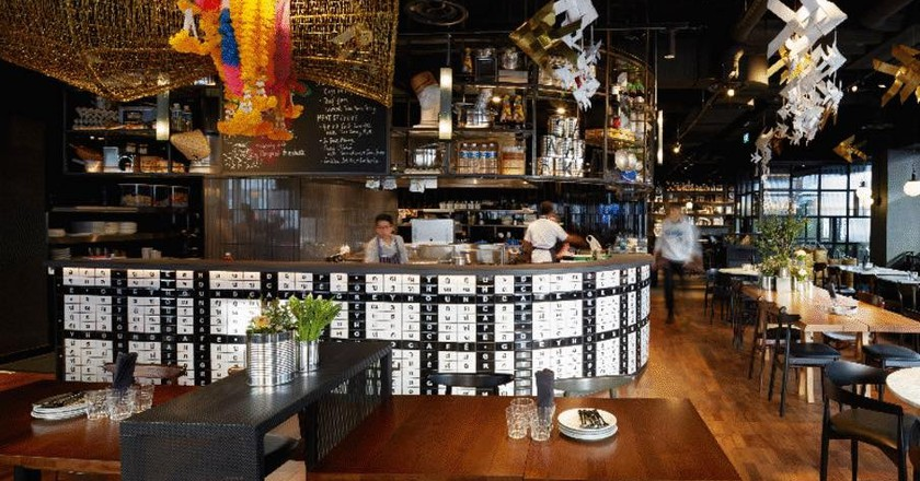 A Taste of Thailand in London: Greyhound Café Comes to Fitzrovia