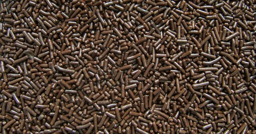 Chocolate hagelslag | © DennisM/WikiCommons