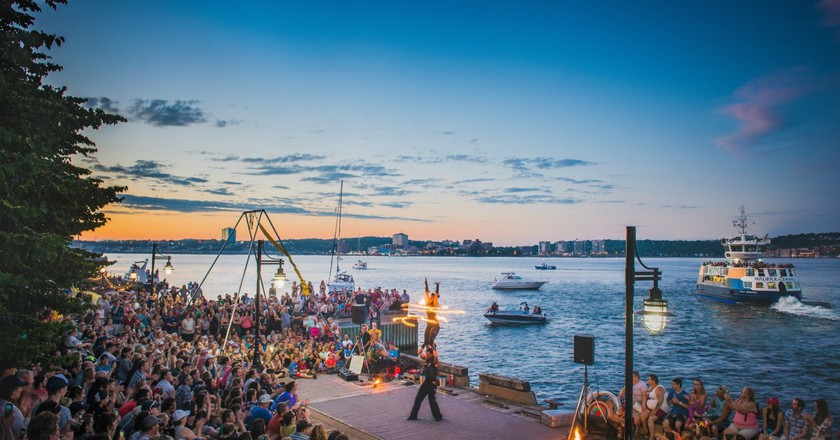 Halifax Buskers Festival | Courtesy of Halifax Buskers Festival