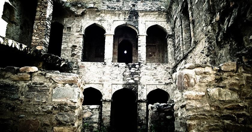 Bhangarh Fort   © Debjyoti Banerjee / Wikimedia Commons