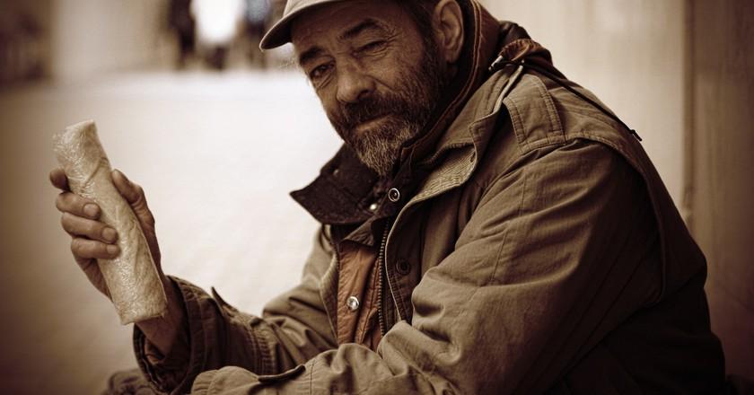 Homeless man | © Karim Corban/Flickr
