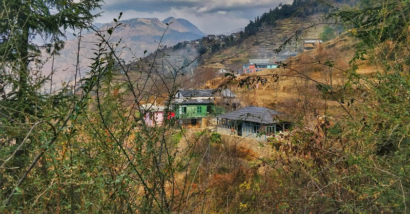 Jibhi is a perfect mountain getaway for summer in Himachal Pradesh, India | © Rajen Patel