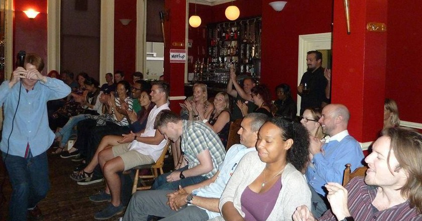 The Best Comedy Clubs in West London