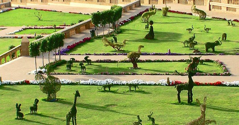 Karachi's Bin Qasim Park | © Kashif Mardani/WikiCommons