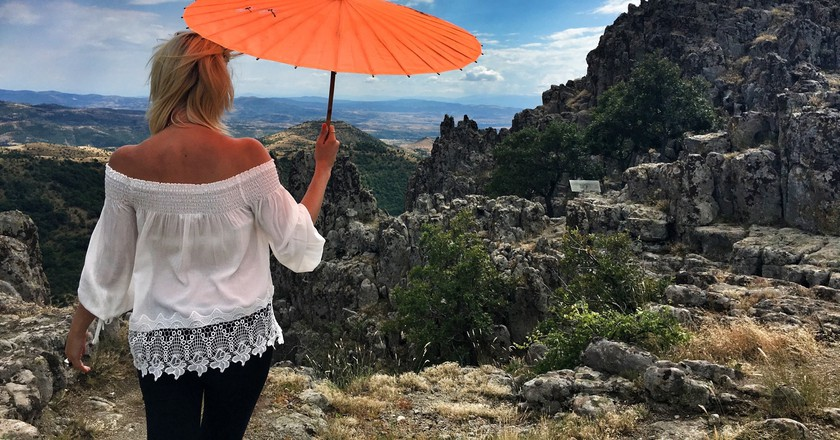 From Kazakhstan to Albania: Discover Envy-Inducing Travels of The Blonde Gypsy