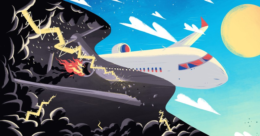 11 Myths About Flying Debunked From Engine Failure to Turbulence