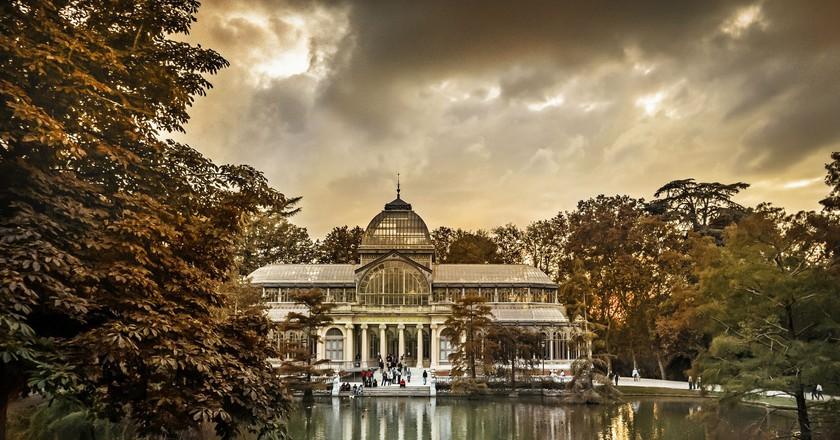 Retiro Park | © nikolasc62 / Pixabay
