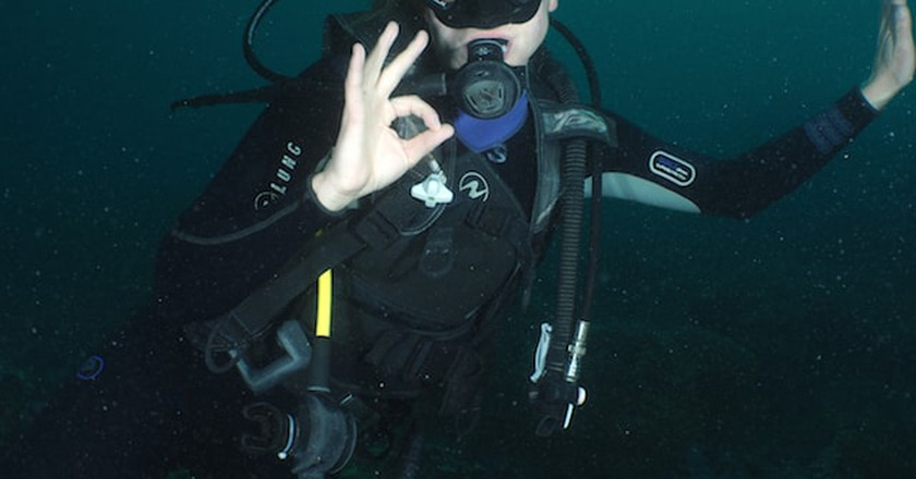 Scuba diving with Mafia Island Diving