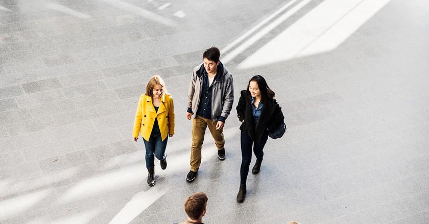 Students   © Magnus Liam Karlsson / imagebank.sweden.se