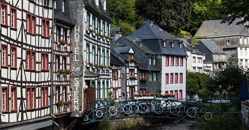 Monschau Old Town | © niekverlaan / Pixabay