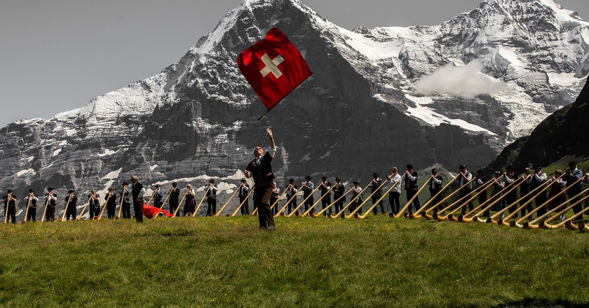 Yodel it and they will come. Switzerland is top of the world, again. | © cmooreinswitzerland / Pixabay