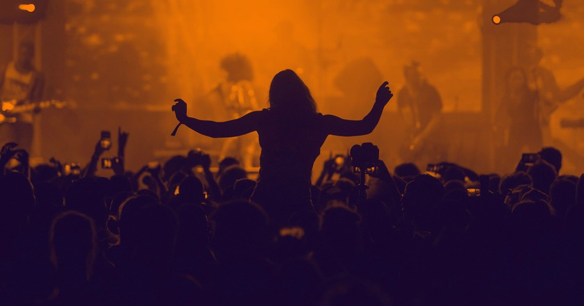 Rock out in Madrid I © mikewallimages / Pixabay