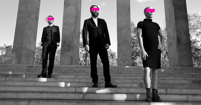French group Niki Niki | © Courtesy of Camille McOuat