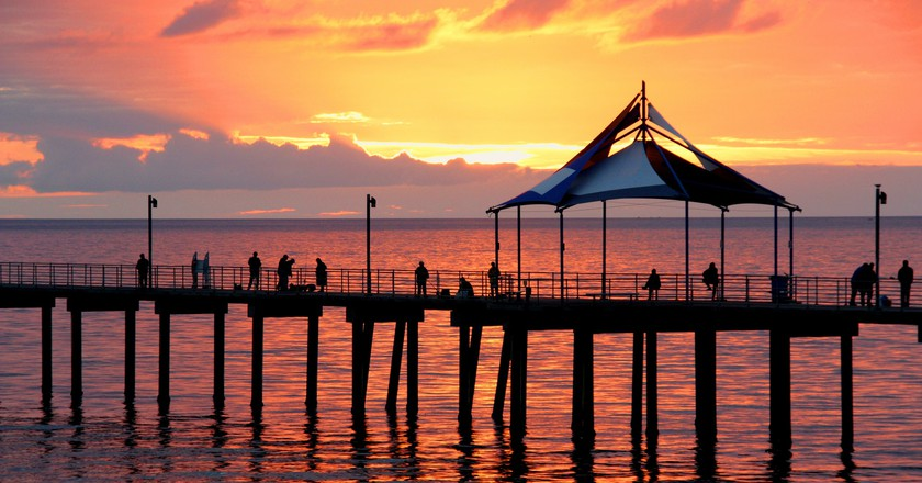 Noarlungha Pier | © Les Haines/Flickr