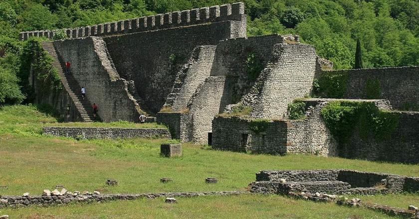Ruins of Nokalakevi | © Aleksey Muhranoff / WikiCommons