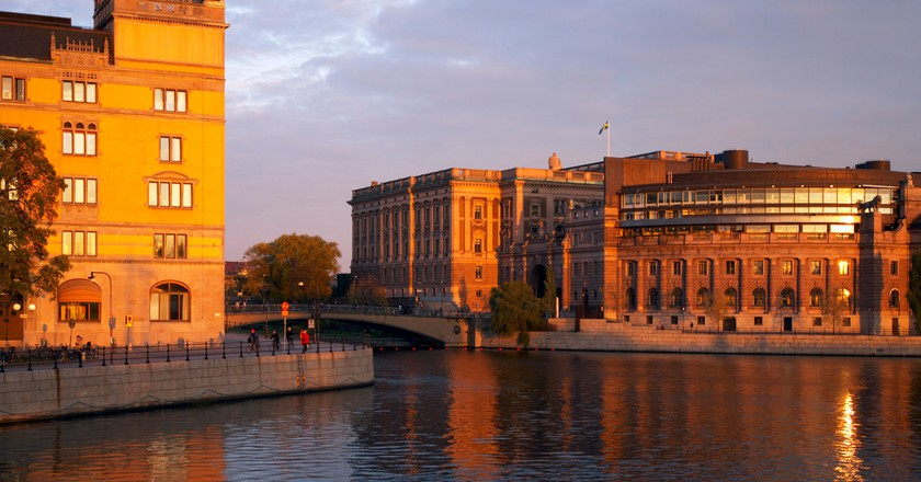 The Swedish Parliament | © Ola Ericson/imagebank.sweden.se