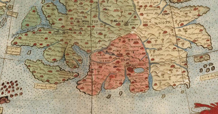 © David Rumsey Map Collection