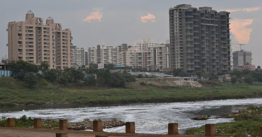 Pune City Skyline