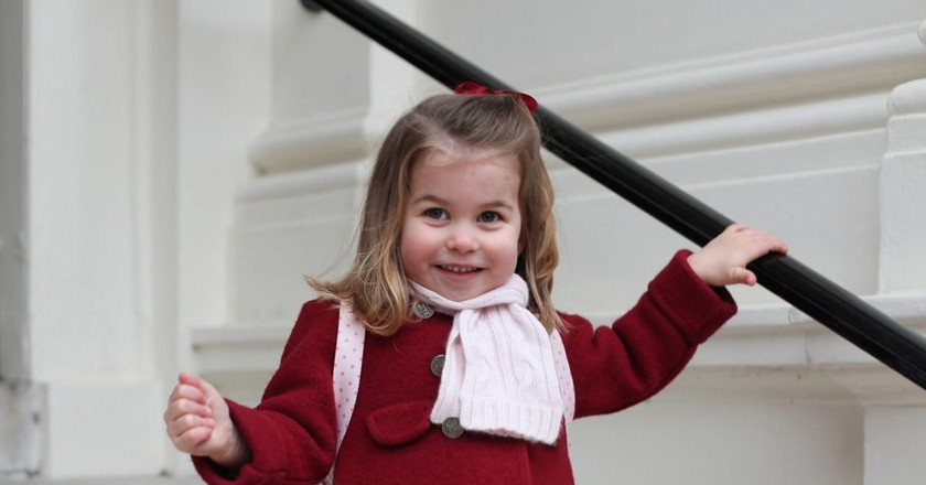 © The Duchess of Cambridge/KENSINGTON PALACE/HANDOUT/EPA-EFE/REX/Shutterstock
