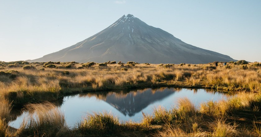 A Guide To Trekking Egmont National Park, New Zealand
