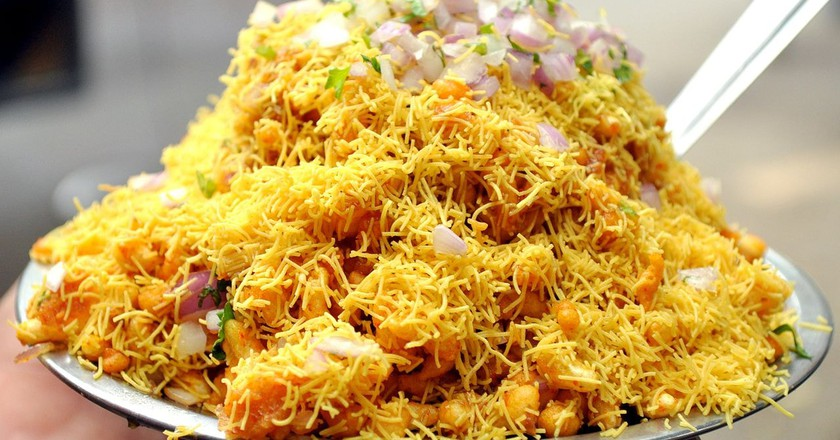 Sev Bhel, a potpourri of flavours | © Dheerajk88 / WikiCommons