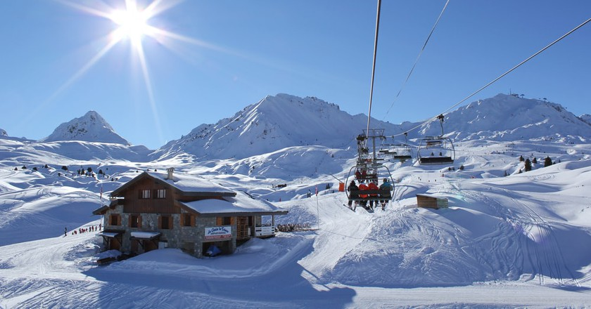 The ski resort of Serre Chevalier in the south of France | © Rrrainbow/Shutterstock