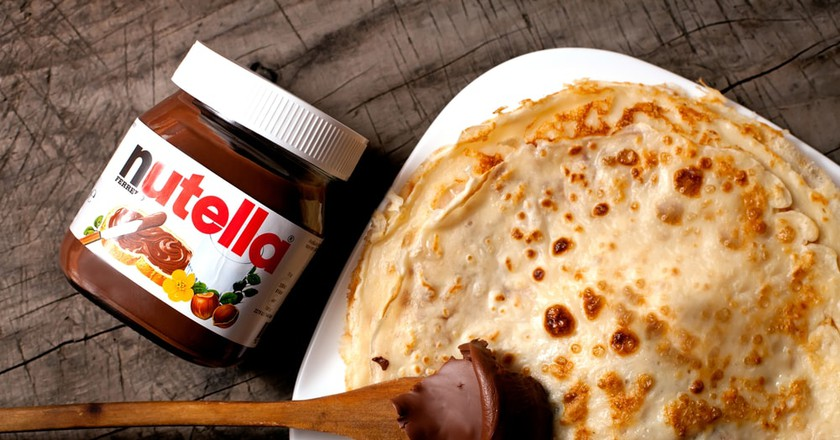 There have been Nutella stampedes in some supermarkets in France this week | © SSokolov/Shutterstock