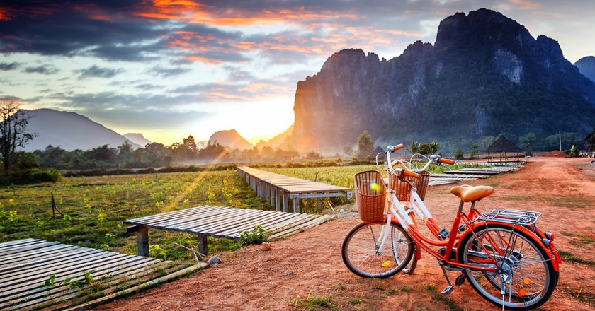 How Cycling Across Laos Changed Me Forever